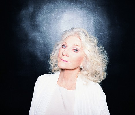Folk singer Judy Collins will perform at the Lied Center at 7:30 p.m. Sept. 24.