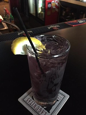The Grape Drank at Frank's North Star Tavern, 508 Locust St.