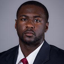 Former Arkansas RB Denzell Evans