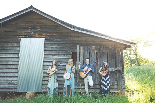 The Petersens, an award-winning family band hailing from Branson, Mo., will perform Friday at 7 p.m. at Theatre Lawrence, 4660 Bauer Farm Drive.