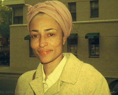 Zadie Smith. Image credit: B.C. Lorio, via Flickr.