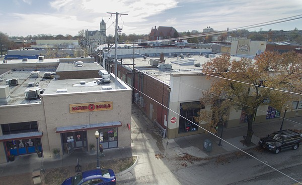 Ramen Bowls, at 125 E. 10th St., has filed plans with the city to expand its operation to incorporate rooftop dining.