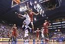 Kansas basketball v. Stanford