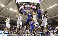 Kansas basketball v. TCU
