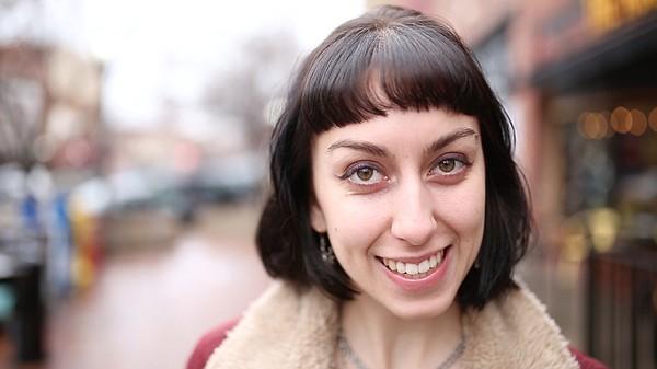 Kelsey Ranjbar, 22, Lawrence
