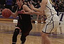Lawrence High girls basketball vs. Topeka West