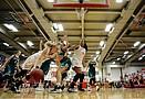 Girls basketball City Showdown