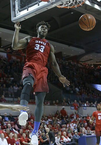Semi Ojeleye (Associated Press photo)