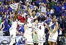 Kansas Basketball v. UC Davis