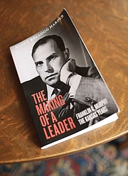 """The Making of A Leader: Franklin D. Murphy, The Kansas Years,"" by Lawrence resident Nancy Kellogg Harper."
