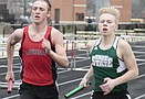 Free State vs. Lawrence High track dual