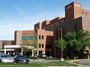 St. Francis Health Center in Topeka.