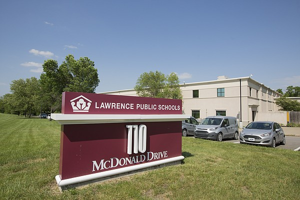 Lawrence Public Schools district offices, 110 McDonald Drive.