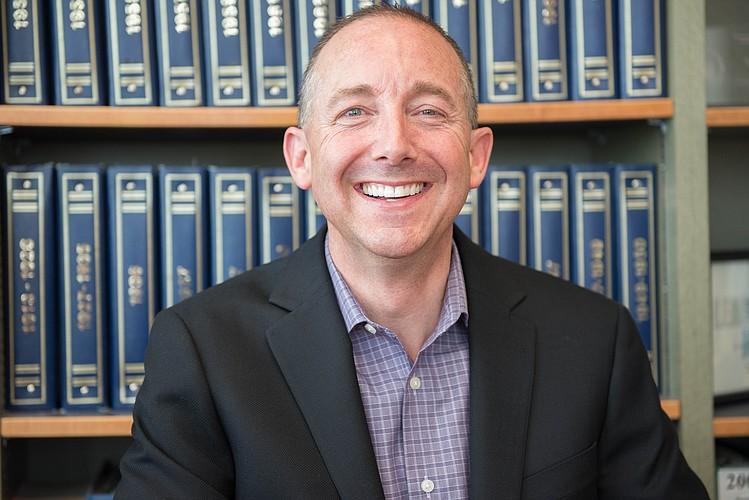 New Bert Nash Center CEO Patrick Schmitz starts his new duties June 5.