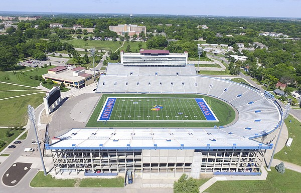 According to KU Athletics officials, Memorial Stadium is set to undergo a $300 million renovation. Currently, architects are completing renderings of the renovation plans.