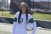 Sydni Beeley, Free State girls soccer.