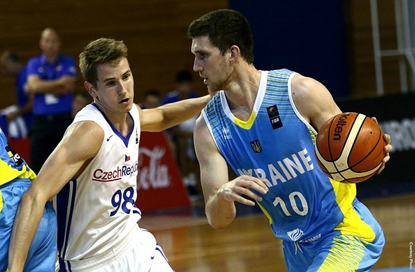Kansas senior wing Svi Mykhailiuk led all scorers at FIBA's 2017 U20 European Championships in Crete, Greece, this month. Mykhailiuk averaged 20.4 points per game for his native Ukraine.