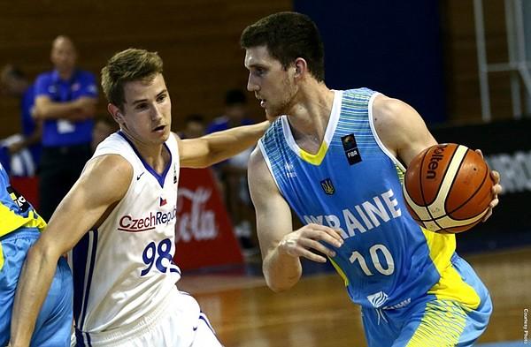 982328e744ed Kansas senior wing Svi Mykhailiuk led all scorers at FIBA s 2017 U20  European Championships in Crete