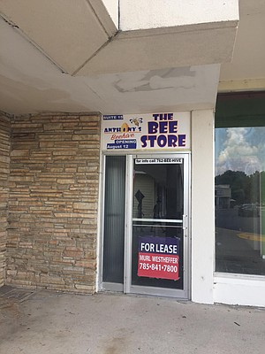 The Bee Store in The Malls shopping center at 23rd and Louisiana streets.