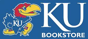 Find KU Bookstore on social media via @KUBookstore