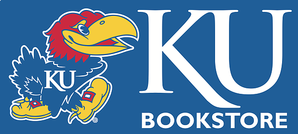 Find KU Bookstore on social media via @KUBookstore