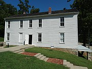 Constitution Hall in Lecompton is the site of an early state constitutional convention where delegates drafted a pro-slavery form of government for Kansas. It was narrowly rejected by Congress amid a political battle that eventually propelled Abraham Lincoln to the presidency and sparked the Civil War.