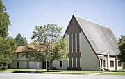 Faced with continued space demands, Douglas County has commissioned a study to, among other things, review the potential to construct a new building at the site of the old church at 1242 Massachusetts St. The building has been unoccupied since Douglas County Public Works moved into its new headquarters in April 2015.