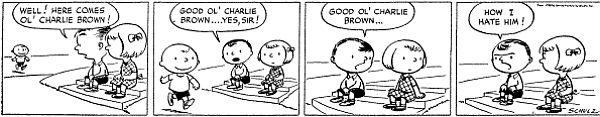"Image via ""The Complete Peanuts: 1950 to 1952,"" fair use."