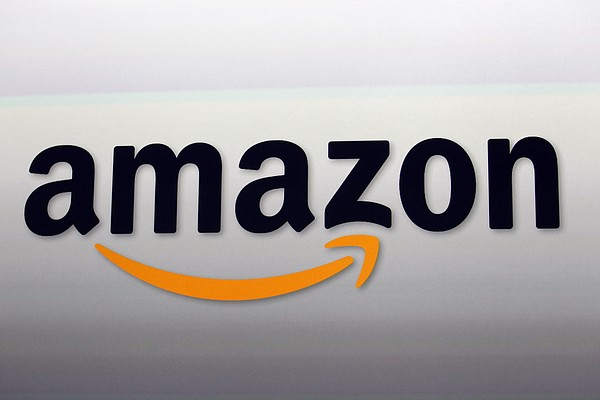 This Sept. 6, 2012, file photo, shows the Amazon logo. (AP Photo/Reed Saxon, File)