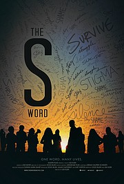 "The Douglas County Suicide Prevention Coalition will host a screening of ""The S Word,"" a new documentary addressing suicide, at 6:30 p.m. Wednesday, Oct. 4, in the Kansas Union's Woodruff Auditorium on the University of Kansas campus."