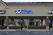 Optimal Wellness and Cryospa, 4931 W. Sixth St., is pictured on Sept. 13, 2017.