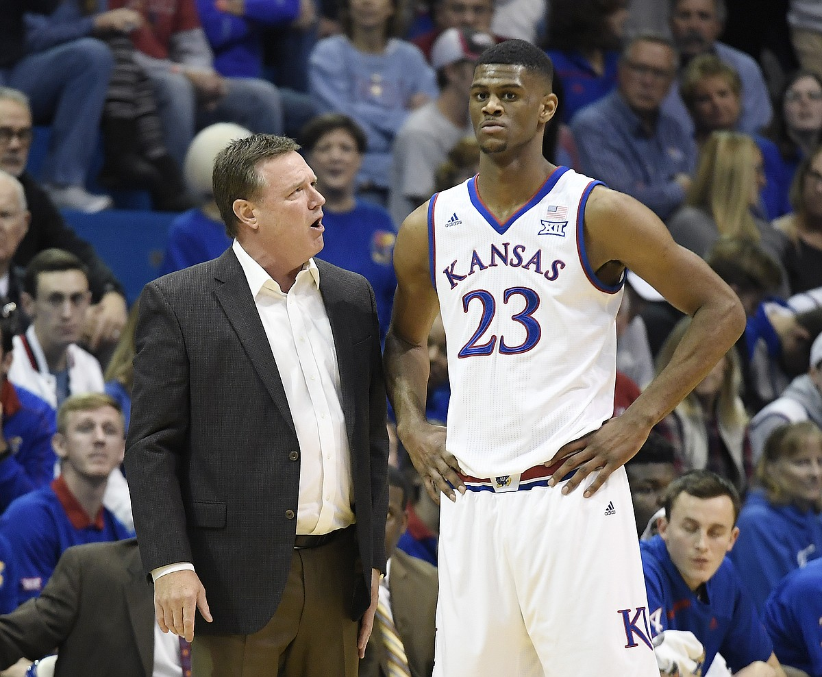 Ku Coach Bill Self Says Delay In Billy Preston Situation Not The Ncaa S Fault Tale Of The Tait Kusports Com Mobile