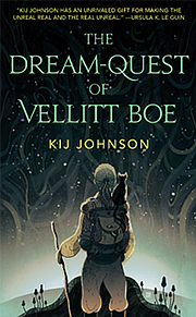 "Cover art for ""The Dream-Quest of Vellitt-Boe"" by Kij Johnson"