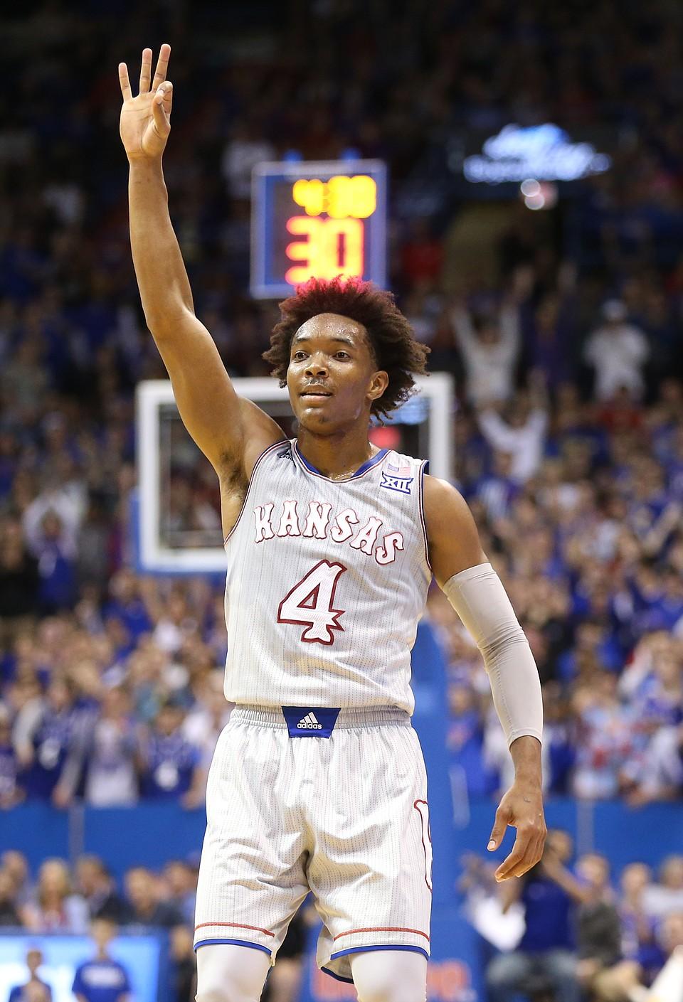 Kansas basketball v. Toledo | KUsports.com