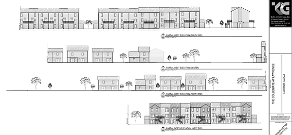 Renderings By KJG Architecture. Courtesy: City Of Lawrence.