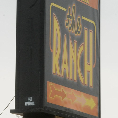 This file photo from December 2008 shows the sign at the Cadillac Ranch, 2515 W. Sixth St.