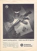 AR-15 Ad circa 1964