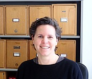 Kirsten Jensen, professor of ecology and evolutionary biology at the University of Kansas