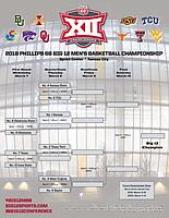 2018 Big 12 Men's Basketball Tournament Bracket