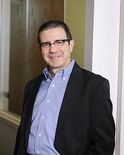 Dr. Gianfranco Pezzino, senior fellow and strategy team leader with the Kansas Health Institute