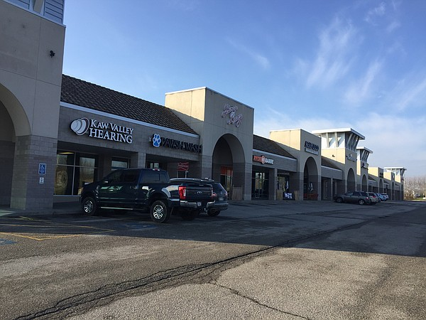 The shopping center at Bob Billings and Wakarusa Drive may house a Payless shoe store.