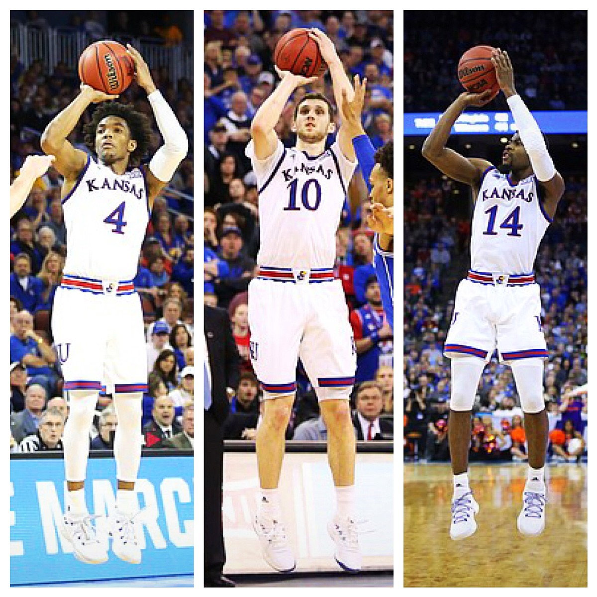 Wanted: 3-point Shooters For KU Team Seeking To Replace