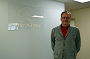Dr. Ty Porter, medical director of Prime TMS