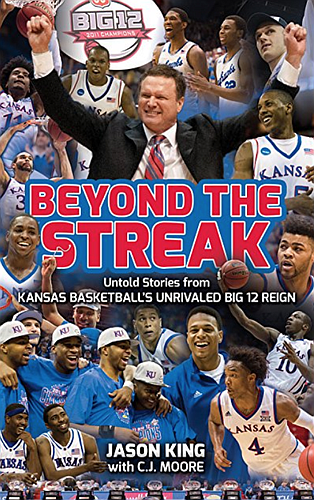 "The cover of ""Beyond the Streak"""