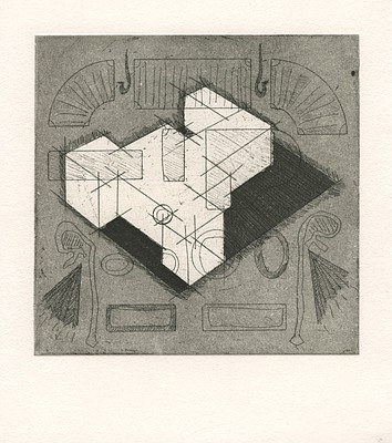 """All Hail the Isometric Line"" by Michael Benedetti"