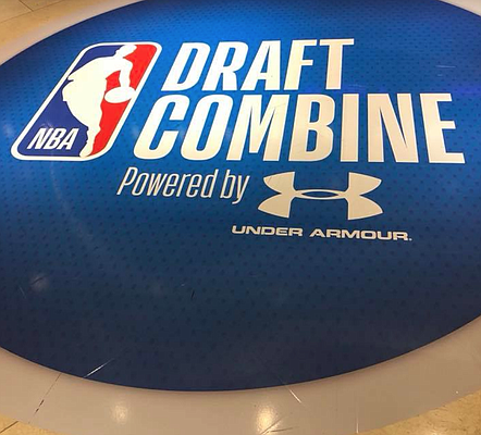 The NBA Combine 2018 is under way in Chicago
