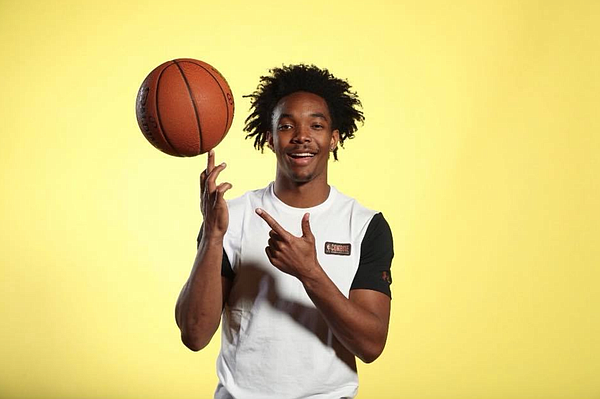 Devonte' Graham promotional photo courtesy of @NBADraft and NBA.com.