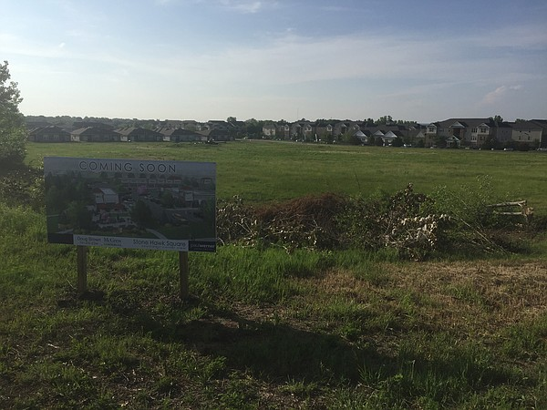 Developers are seeking tenants for the new retail center planned near Clinton Parkway and Inverness in west Lawrence.