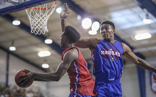 6a5b6ea5ab3f Updated state of the KU basketball roster entering the final break of  summer vacation