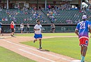 Frank Mason & Friends charity softball game
